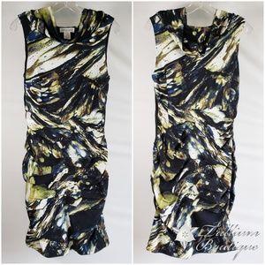 NEWPORT NEWS Women's Ruched Dress, 8